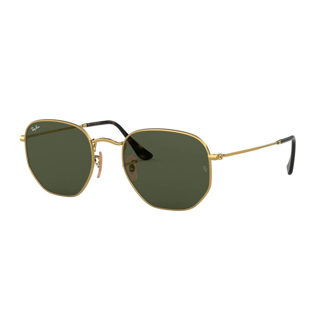 Ray-Ban zonnebril 0RB3548N, Goud