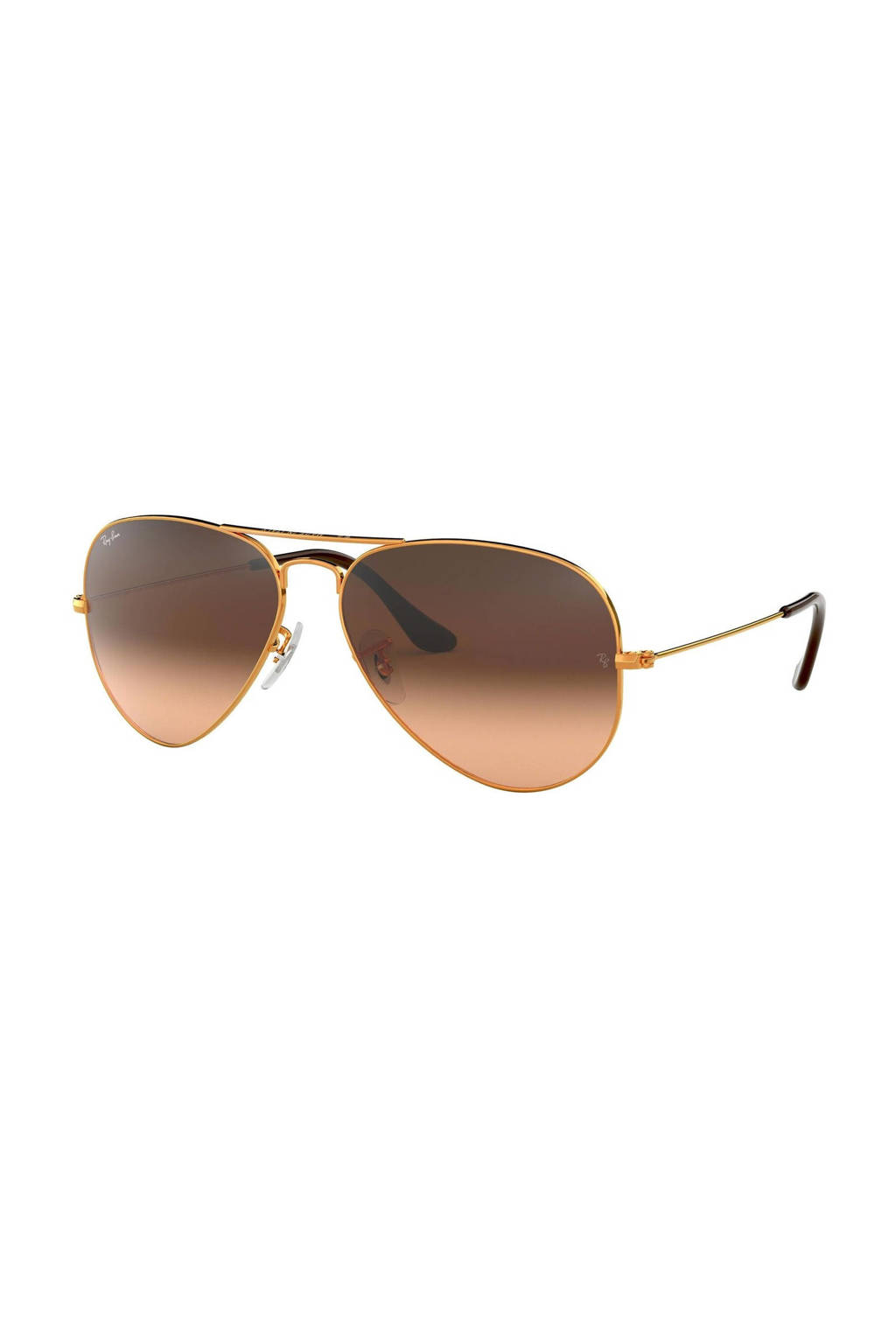Ray-Ban zonnebril 0RB3025, Roze/bruin