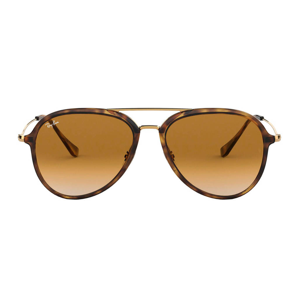 Ray-Ban zonnebril 0RB4298, Bruin