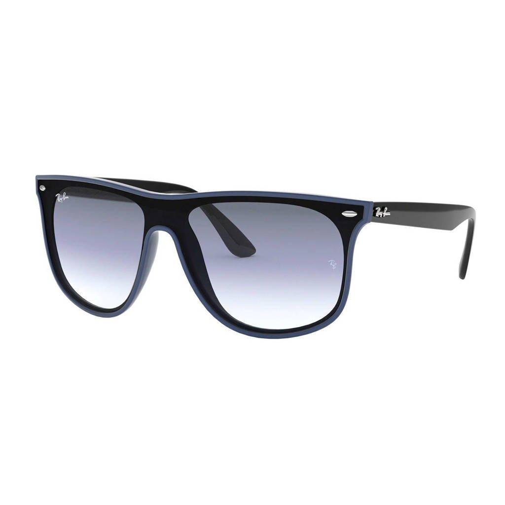 Ray-Ban zonnebril 0RB4447N, Groen/grijs