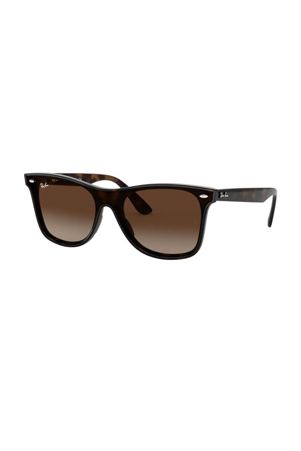 Ray-Ban zonnebril 0RB4440N, Bruin