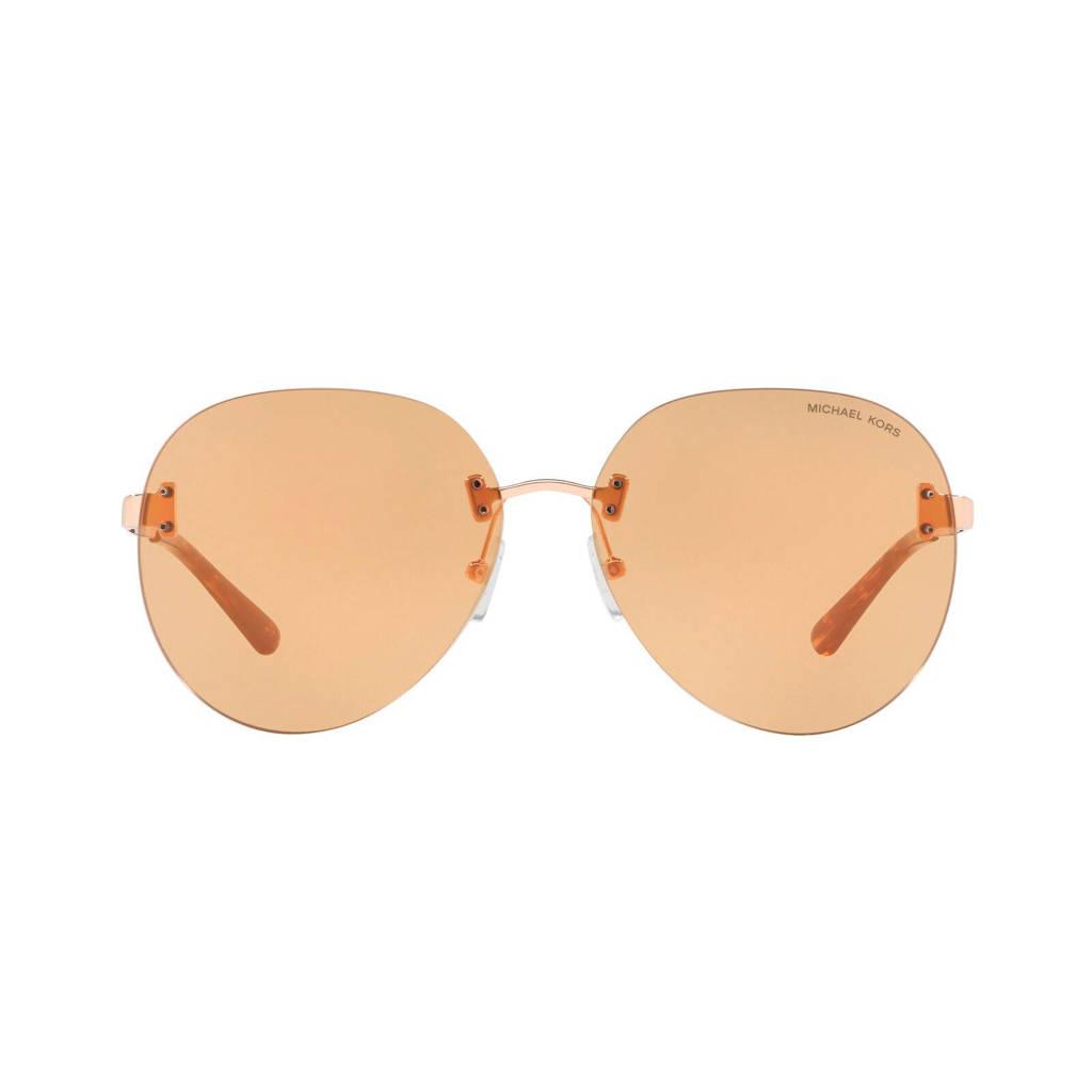 Michael Kors zonnebril 0MK1037, roségoud