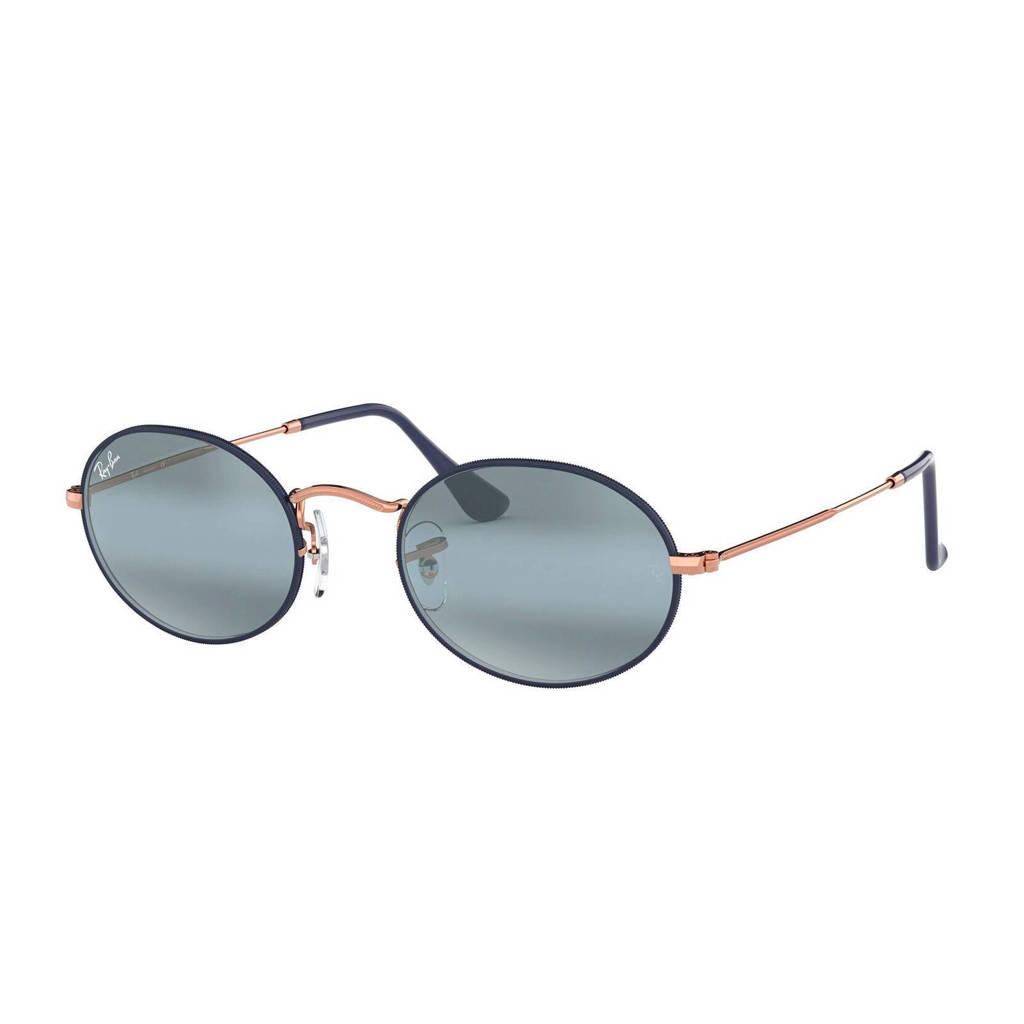 Ray-Ban zonnebril 0RB3547, Blauw/grijs