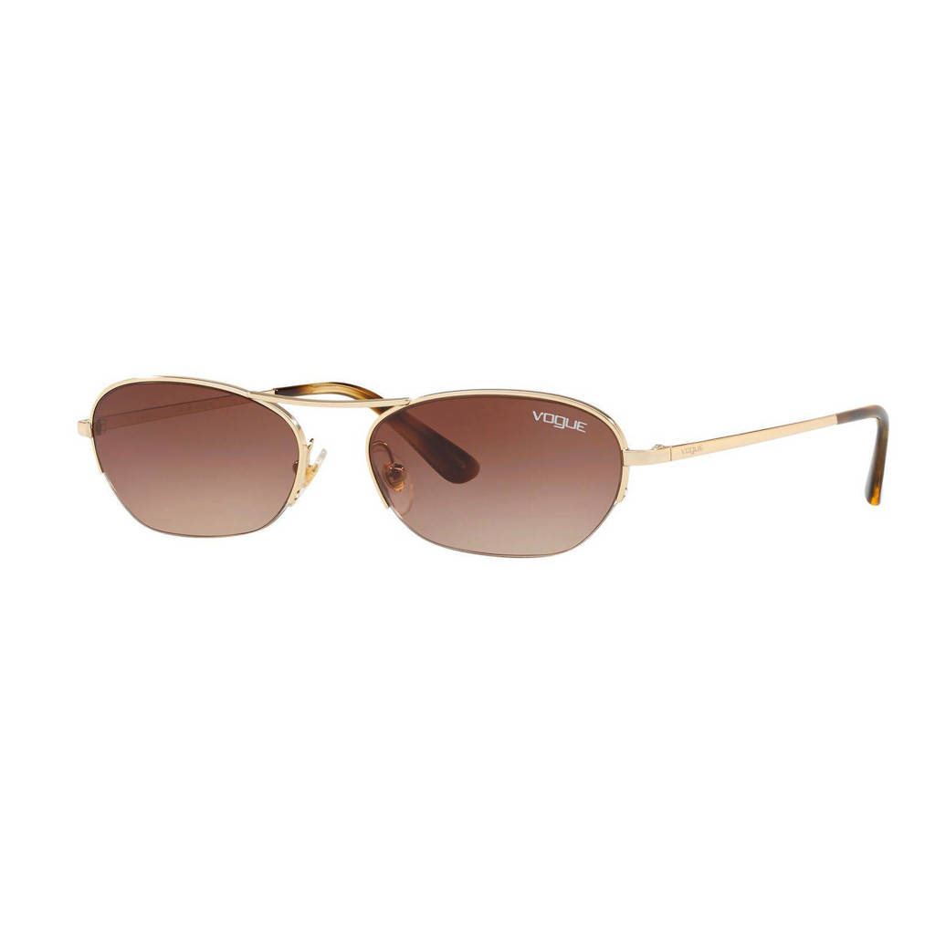 Vogue zonnebril 0VO4107S, Bruin