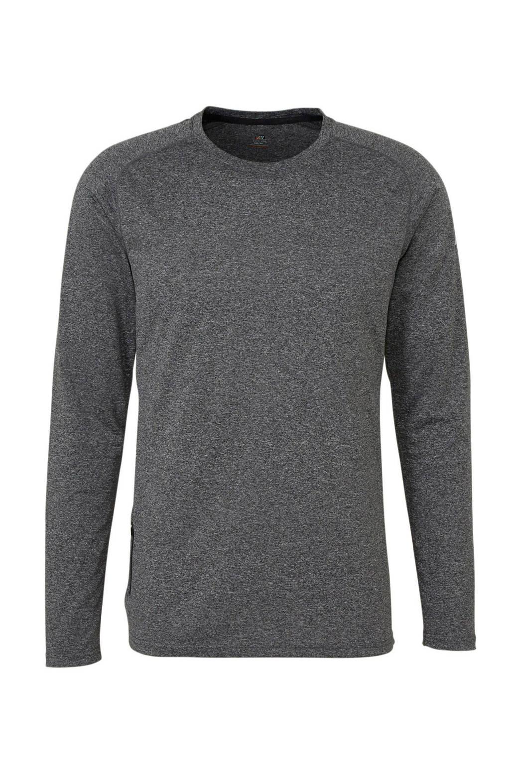 Rukka   hardloop T-shirt antraciet, Antraciet