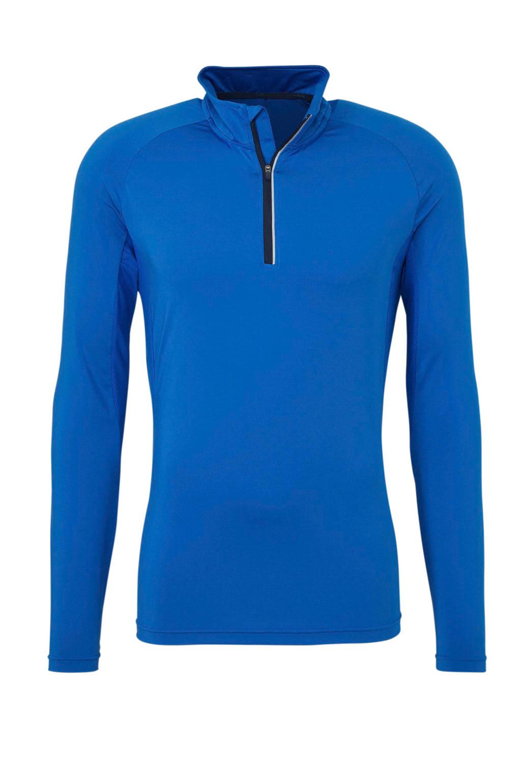Rukka   hardloopshirt kobaltblauw, Blauw