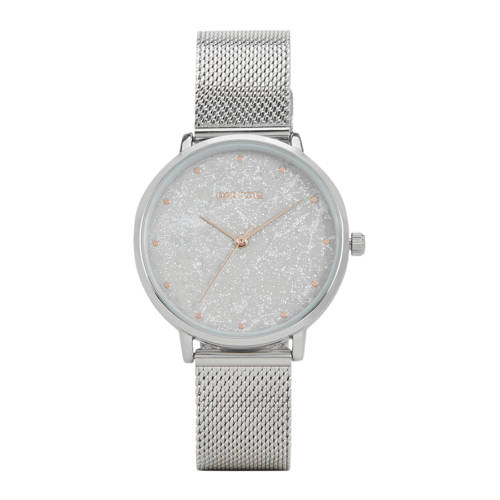 Parfois Silver Tray horloge
