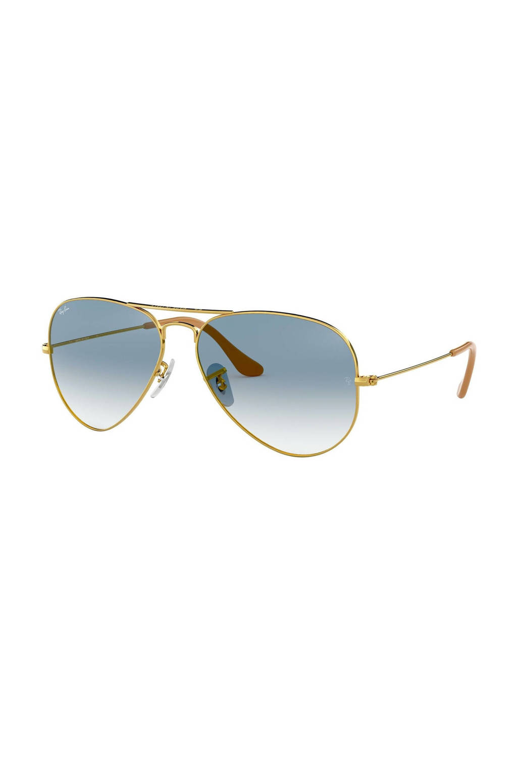 Ray-Ban zonnebril 0RB3025, Lichtblauw