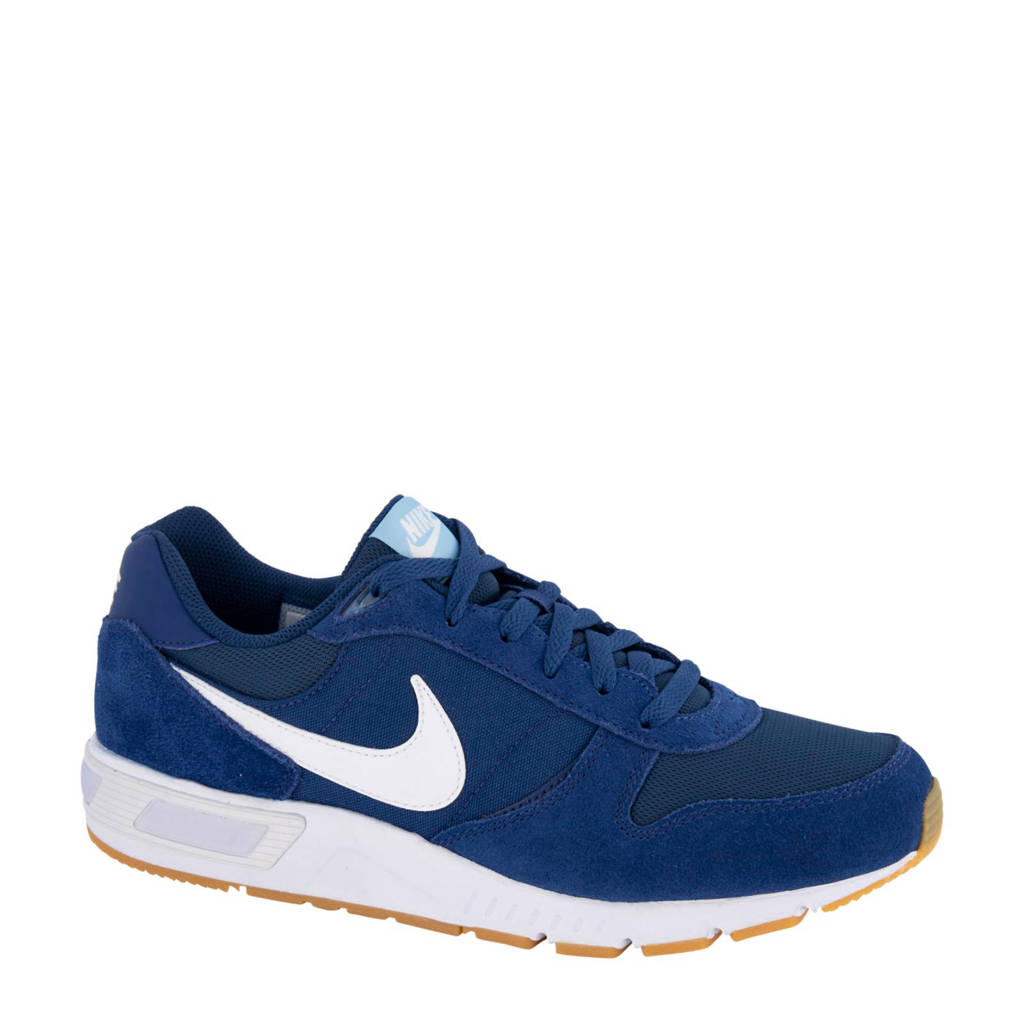 Nike Nightgazer sneakers blauw, Blauw