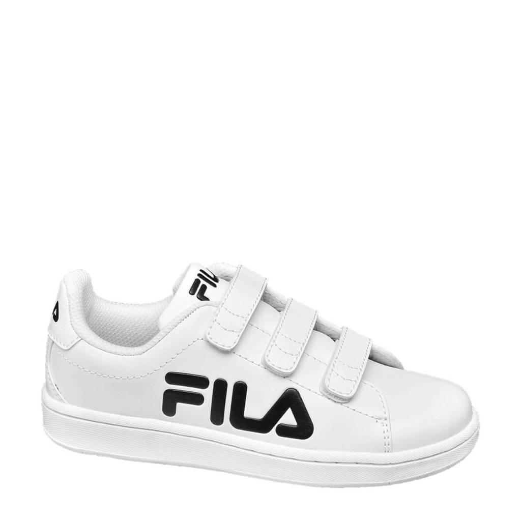 Fila  sneakers wit/zwart, Wit/zwart