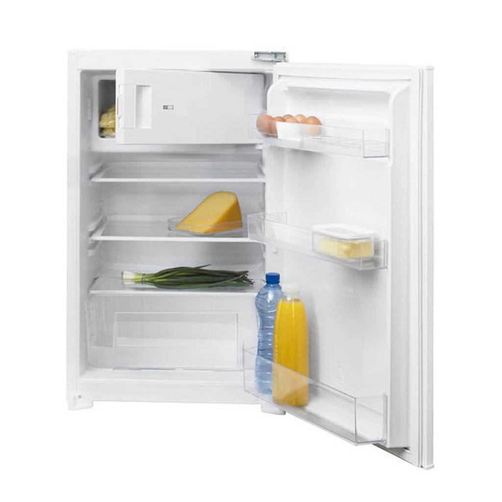 Inventum K0880V inbouw koelkast, Wit