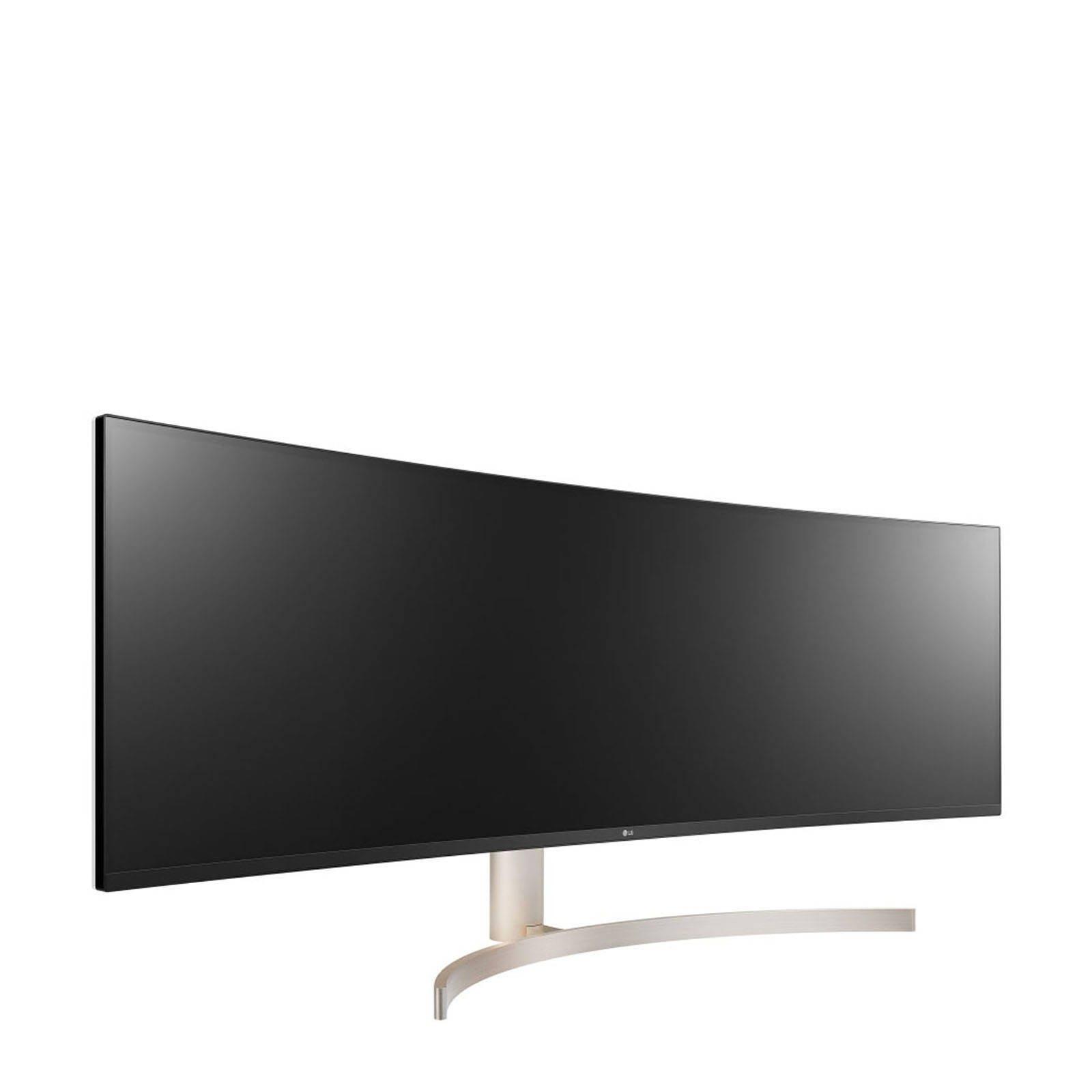 UltraWide Dual QHD 49 inch curved monitor