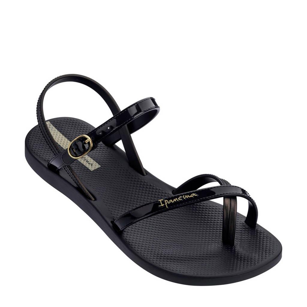 Ipanema Fashion sandalen zwart, Zwart