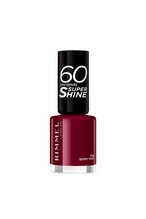 60 seconds nagellak - Purple 712