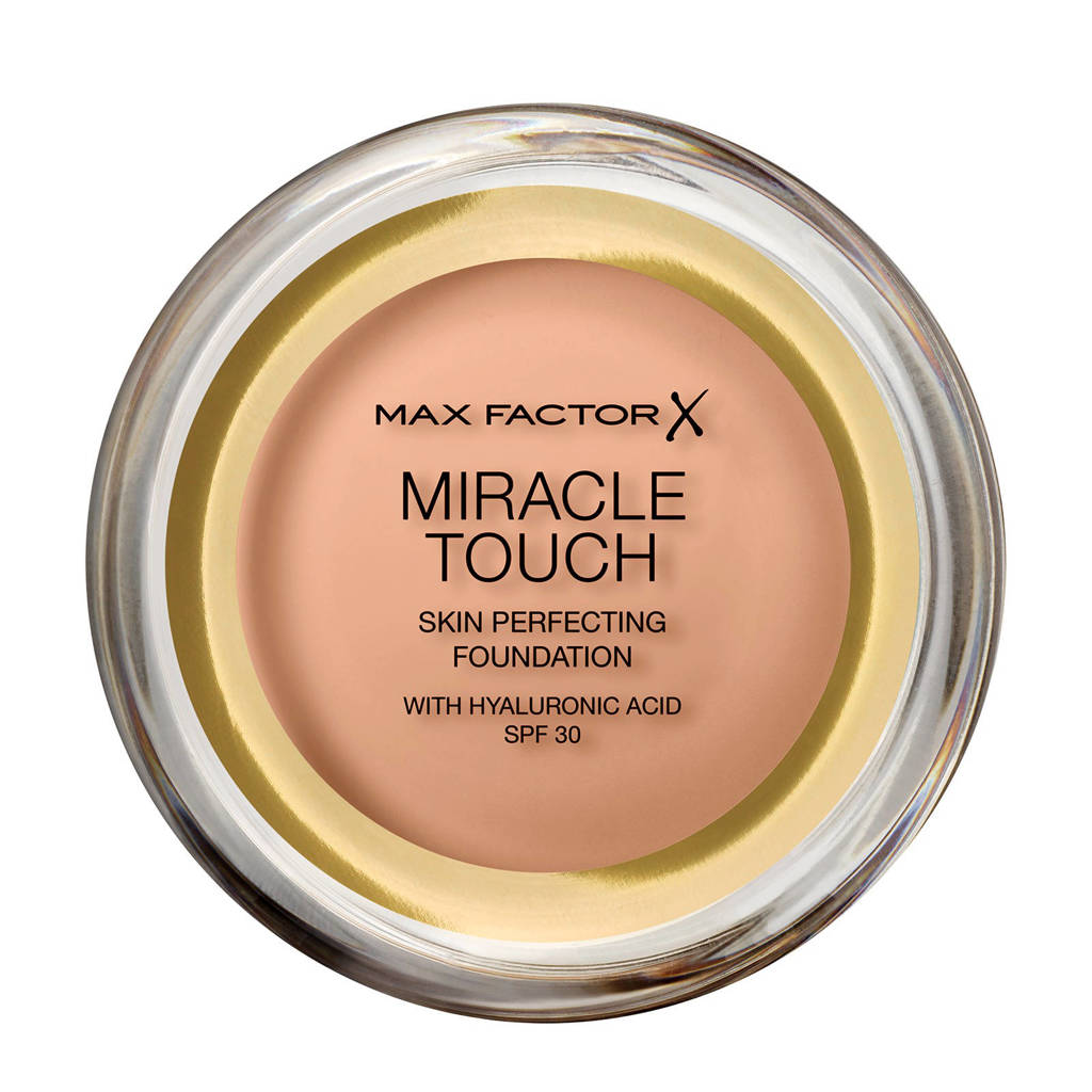 Max Factor Miracle Touch foundation - 75 Golden, 075 Golden