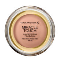 Max Factor Miracle Touch Compact Foundation - 70 Natural, 070 Natural