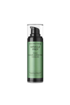 Max Factor Miracle Prep Primer Colour Correcting + Cooling/Calming