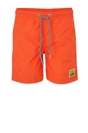 zwemshort Xozi oranje