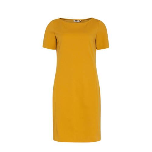 WE Fashion jersey jurk, Extra gegevens:Merk: WE FashionKleur: GeelModel: Jurk (Dames)Voorraad: 9Verzendkosten: 0.00Plaatje: Fig1Plaatje: Fig2Maat/Maten: MLevertijd: direct leverbaar