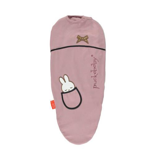 Puckababy The Original Piep Nijntje baby slaapzak 0-3 mnd roze
