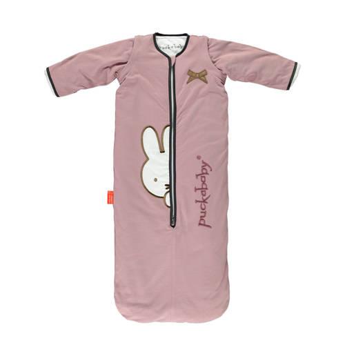 Puckababy The Bag 4 Seasons Nijntje slaapzak 6-30 mnd roze