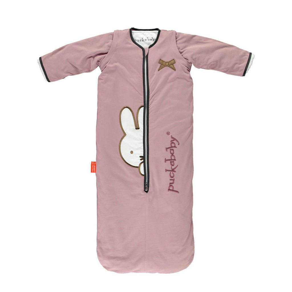 Puckababy Nijntje The Bag 4 Seasons Nijntje baby slaapzak 6-30 mnd roze, Nijntje Candy