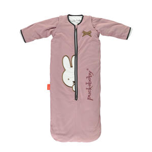 The Bag 4 Seasons Nijntje baby slaapzak 6-30 mnd roze