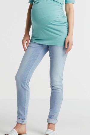 low waist skinny zwangerschapsjeans