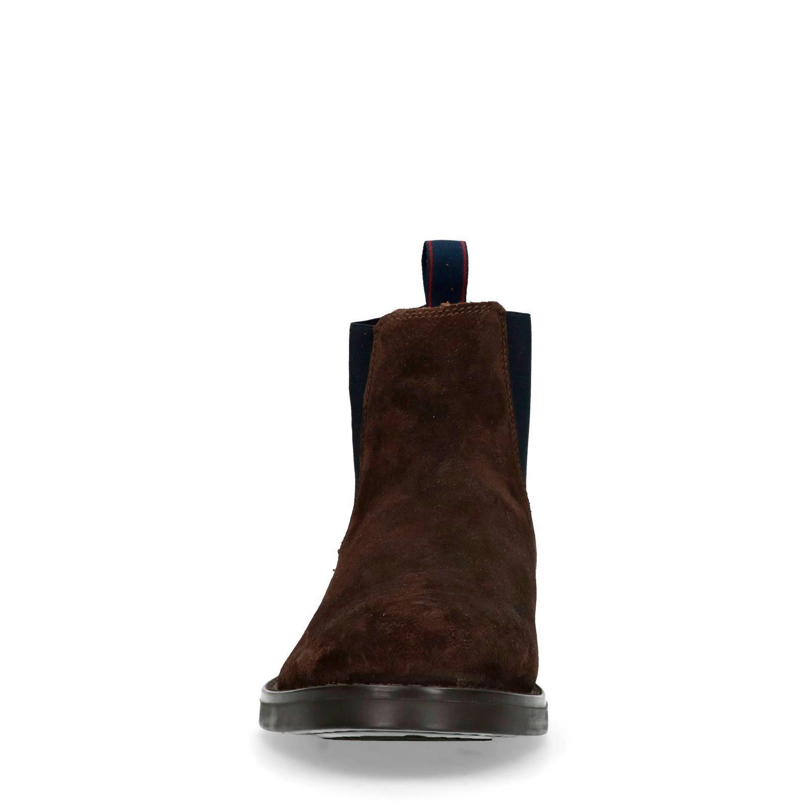 GANT suède chelsea boots Max   wehkamp