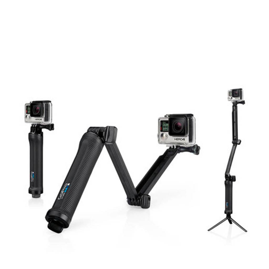 GoPro  3-in-1 mount, Zwart
