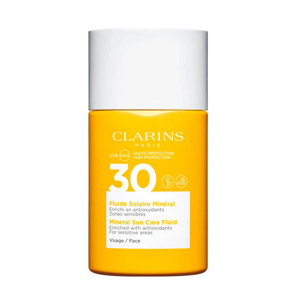 Clarins Mineral Sun Care Fluid SPF30 - 30 ml