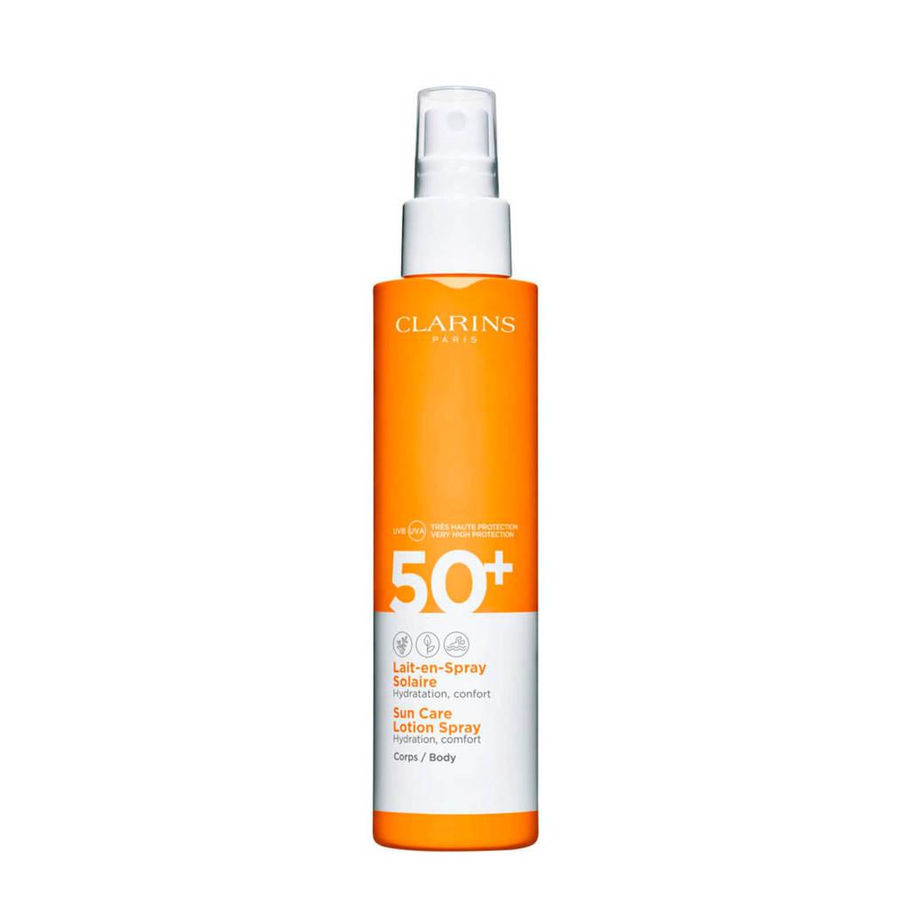 Clarins Sun Care Lotion Spray SPF50+  - 150 ml