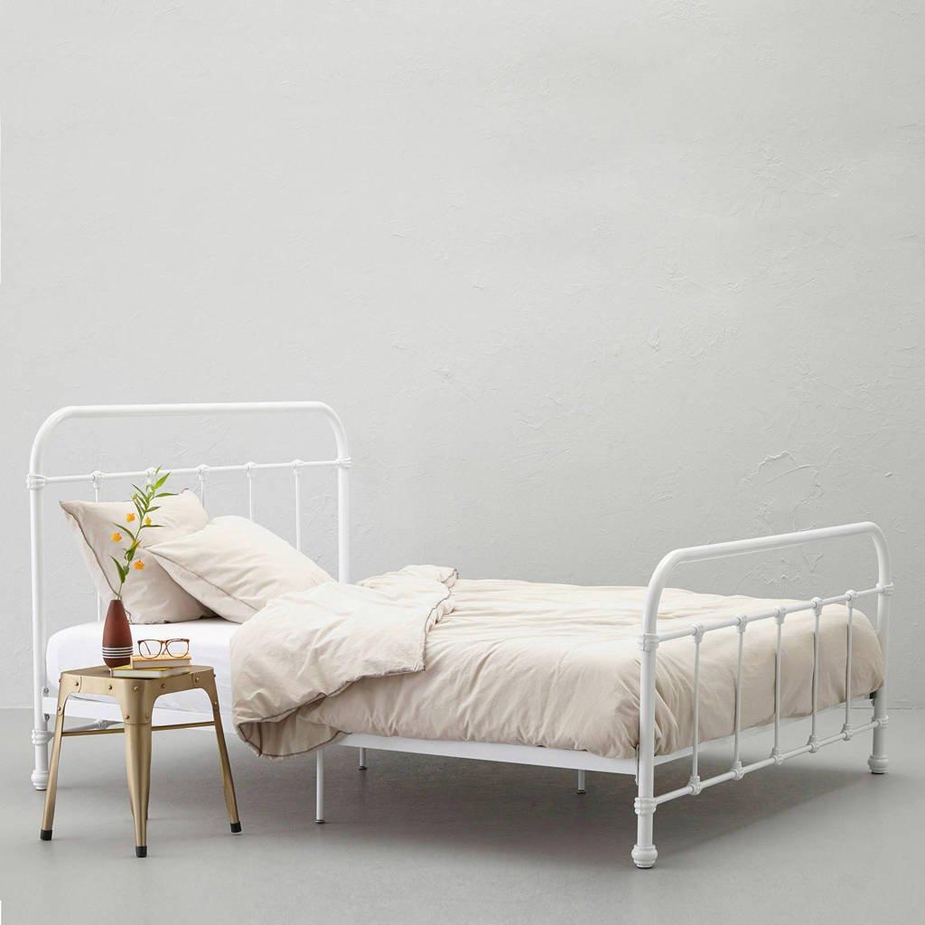 whkmp's own bed Lyon (140x200 cm), Wit