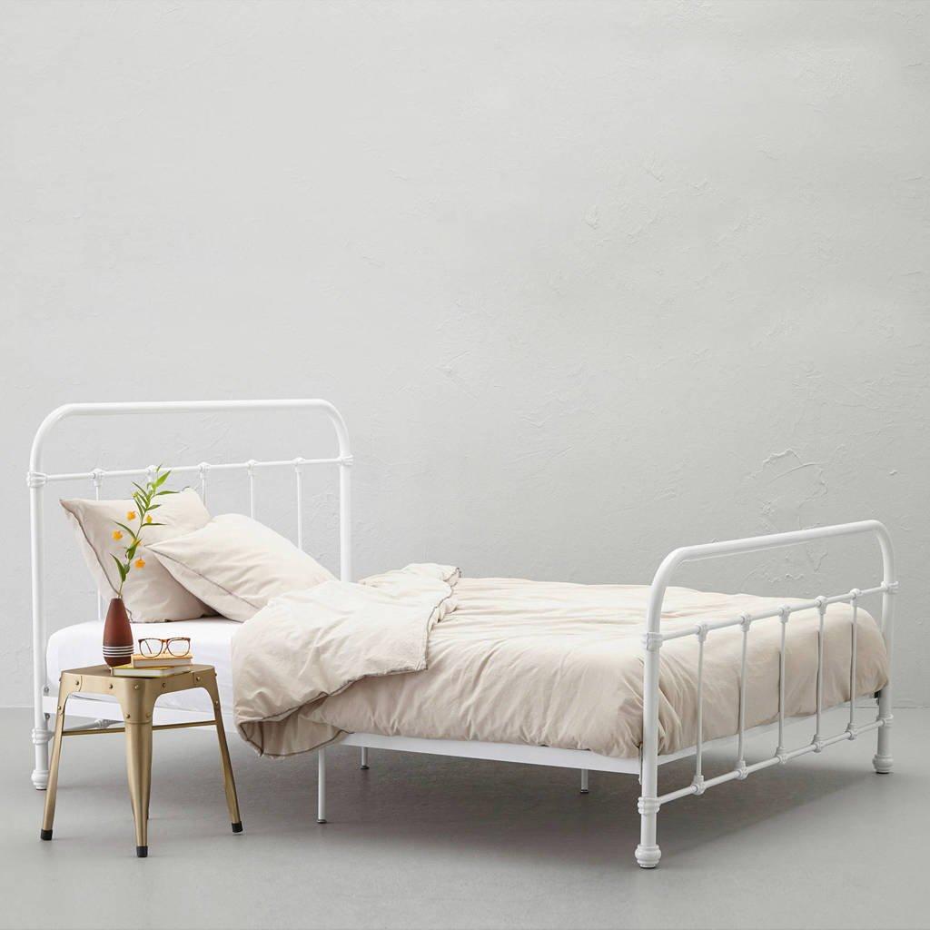whkmp's own bed Lyon (160x200 cm), Wit