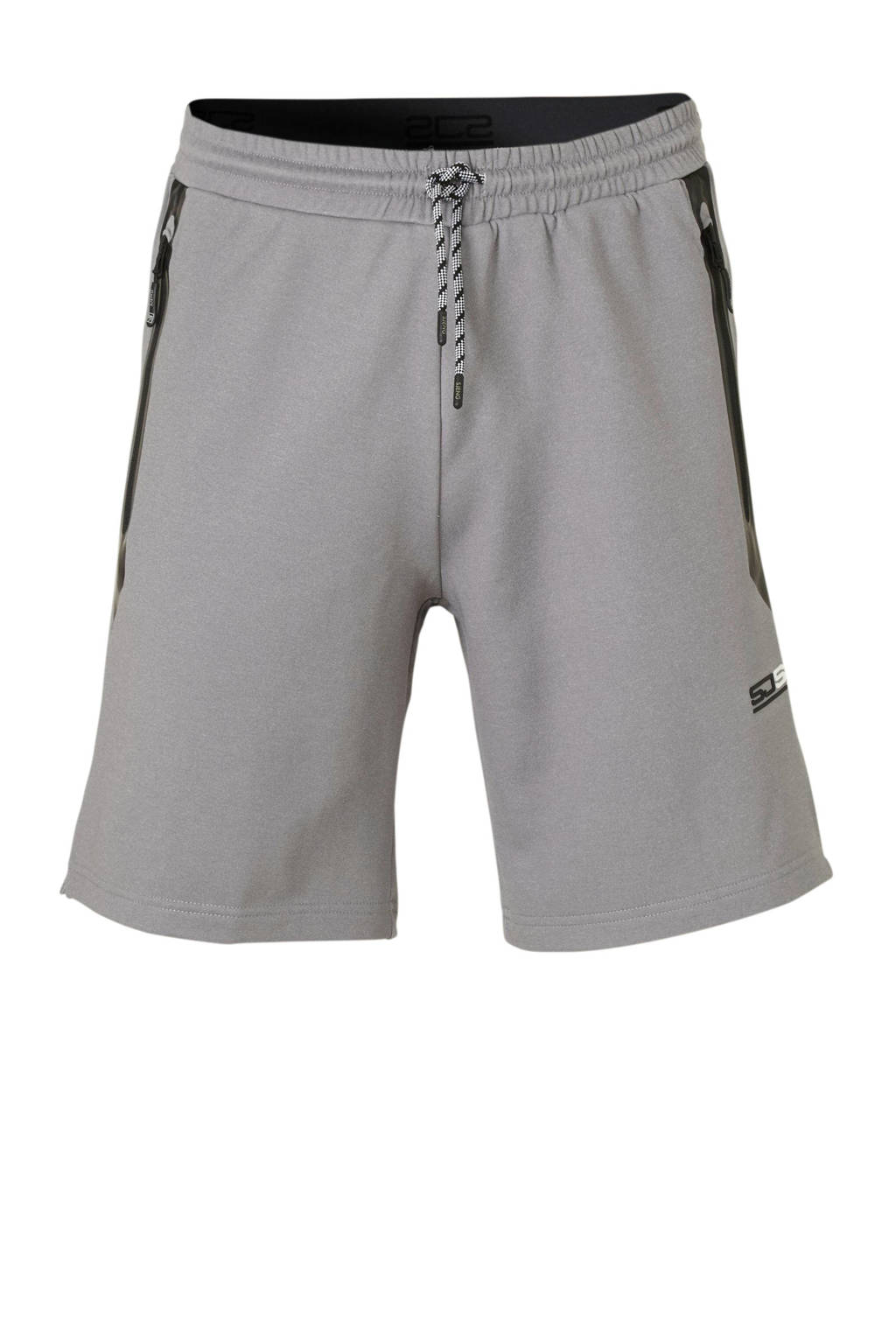 Sjeng Sports   short grijs, Grijs