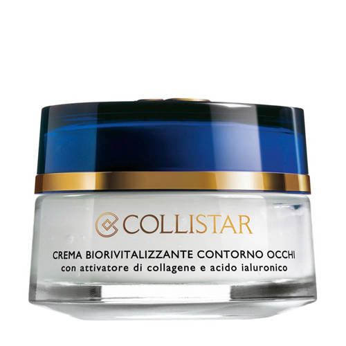Collistar Anti-Age Biorevitalizing Eye Cream Oogcrème 15 ml