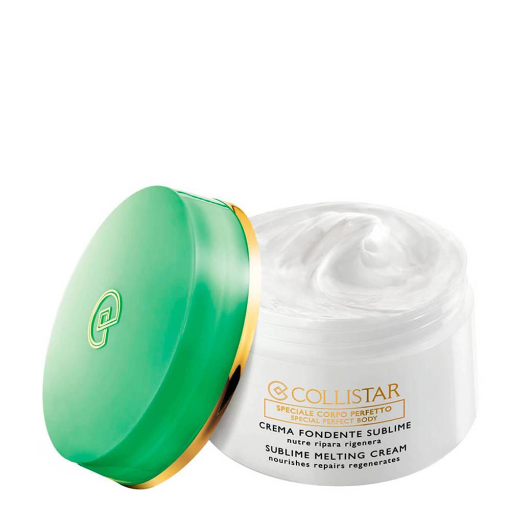 Collistar Special Sublime Melting Cream bodylotion - 400 ml