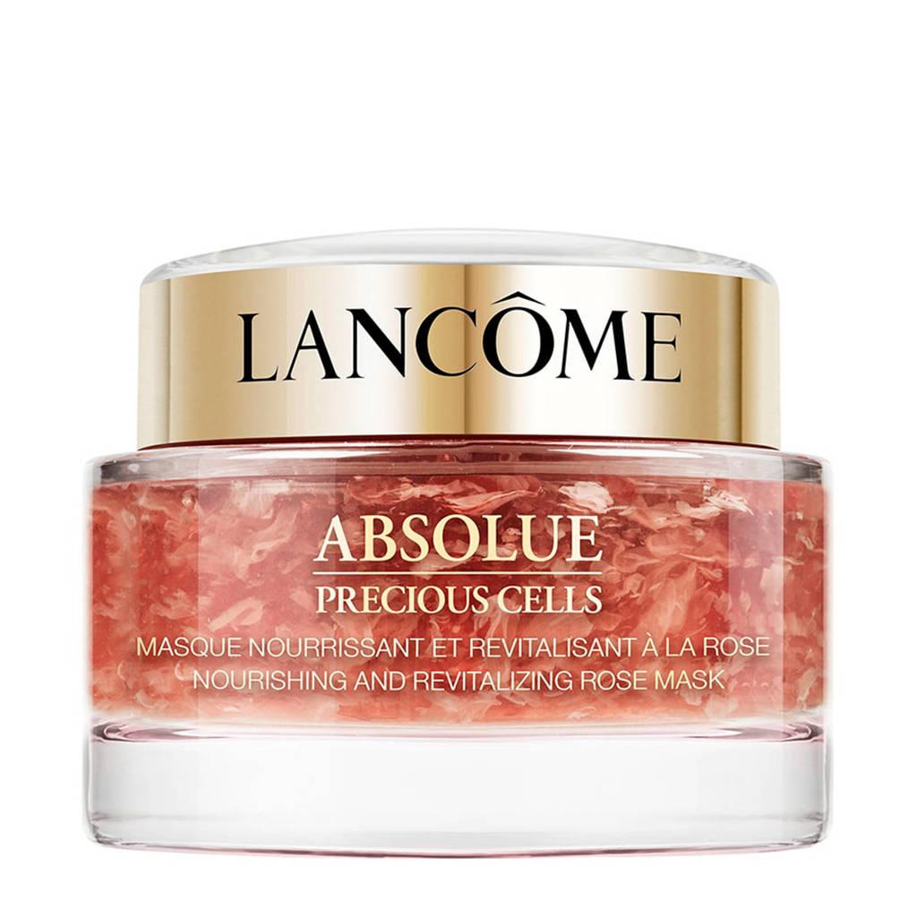 Lancome Absolue Rose Precious Cells masker - 75 ml