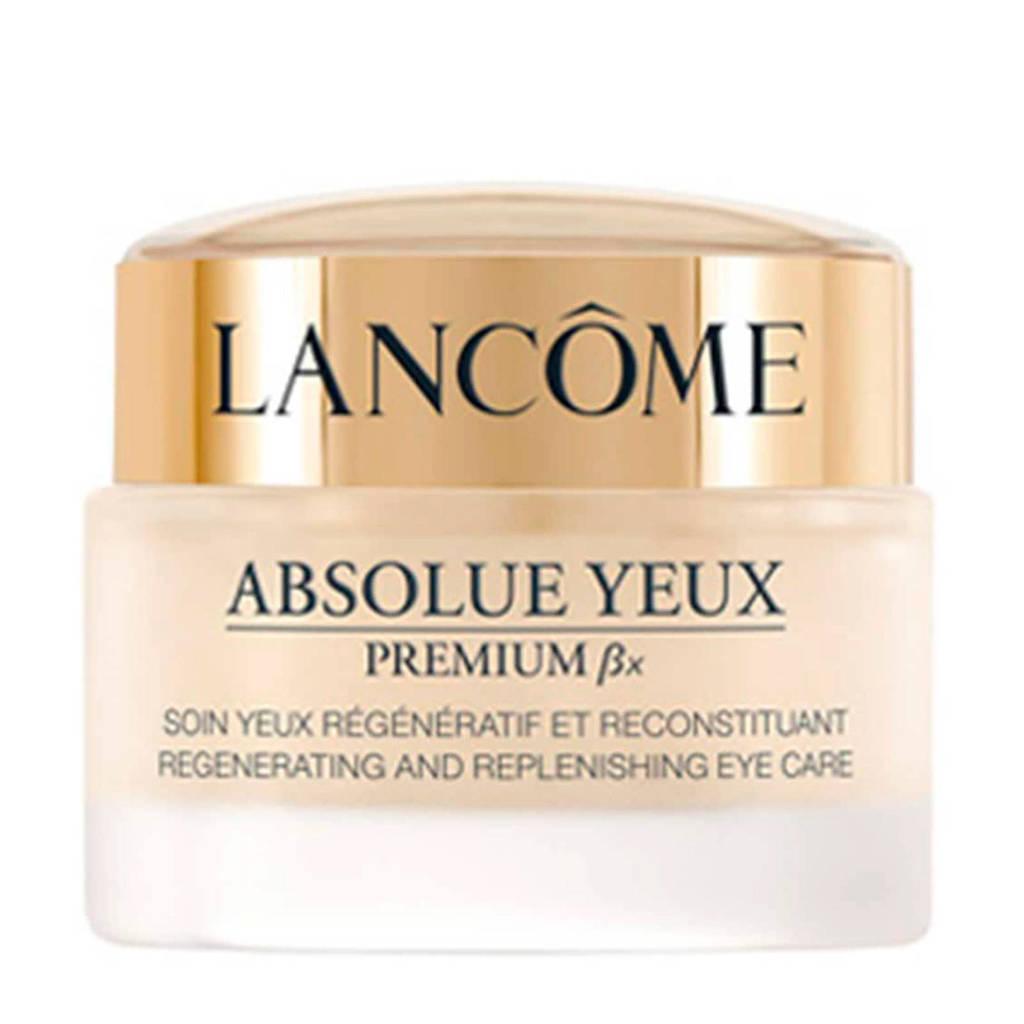 Lancôme Absolue Bx Yeux oogcrème - 20 ml