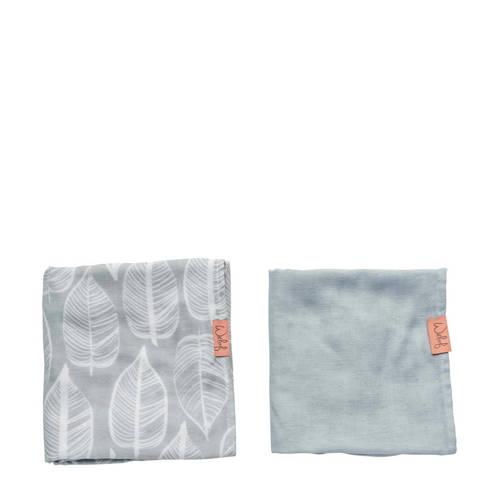 Witlof for kids hydrofiele doek 80x80 cm Beleaf wa