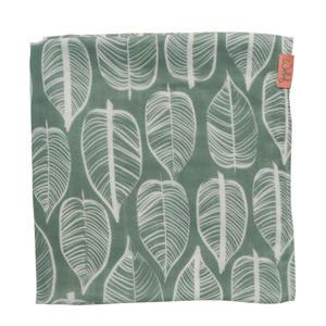 hydrofiele doek 120x120 cm Beleaf sage green