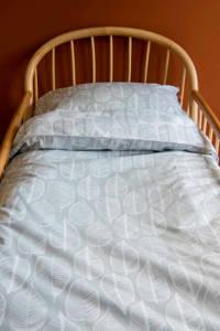 Witlof for kids ledikant dekbedovertrek 100x135 cm Beleaf warm grey, Grijs