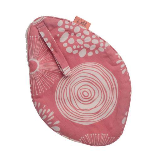 Witlof for kids speendoekje Sparkle roze
