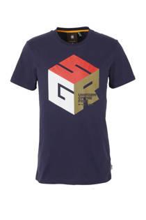 G-Star RAW T-shirt met printopdruk
