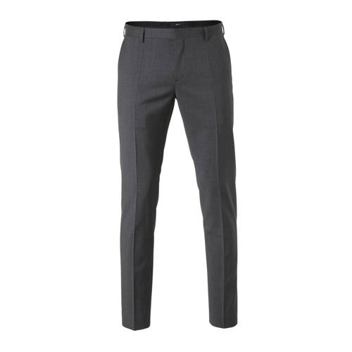 Tommy Hilfiger Tailored wollen slim fit pantalon