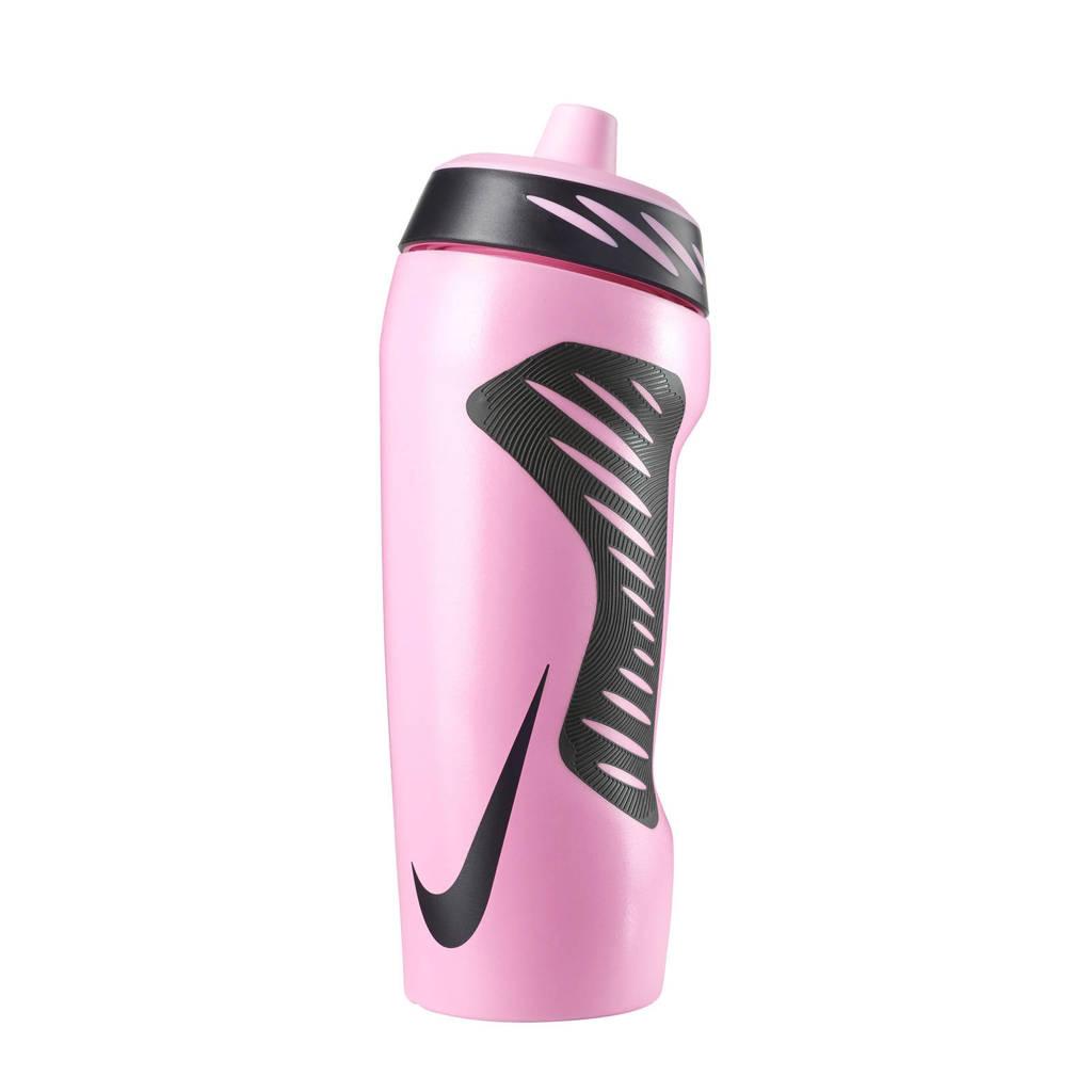 Nike   sportbidon - 500 ml, Roze/zwart