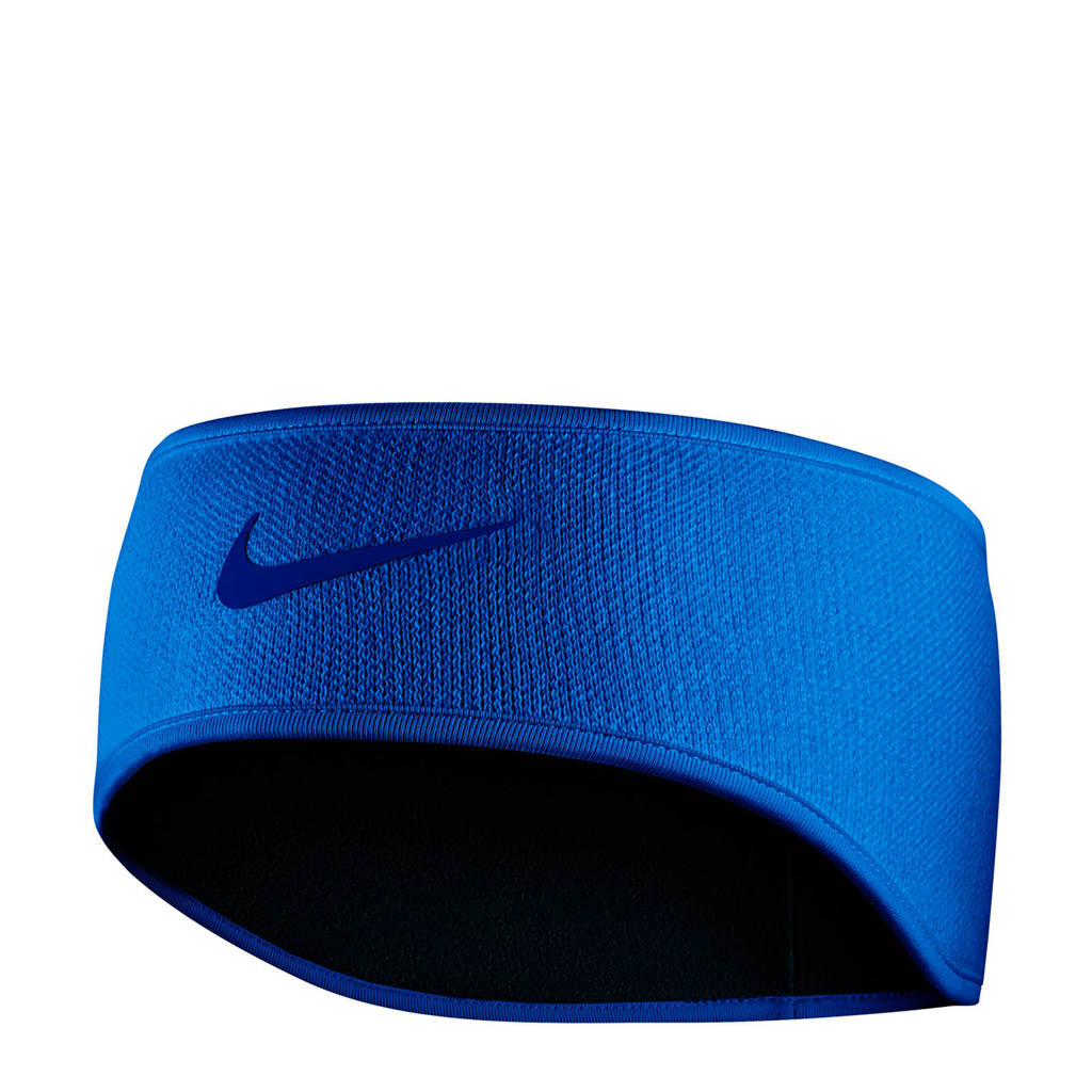 Nike   Knit Hoofdband kobaltblauw, Kobaltblauw