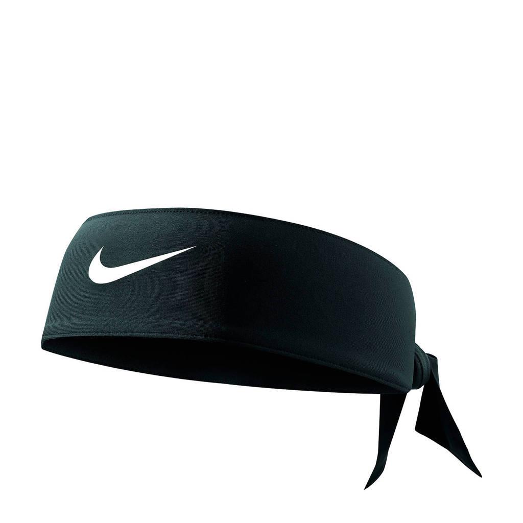 Nike   hoofdband, Zwart