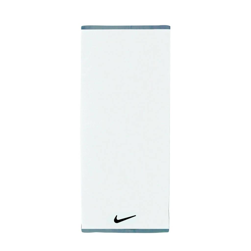 Nike   sporthanddoek Fundamental L wit, Wit/zwart