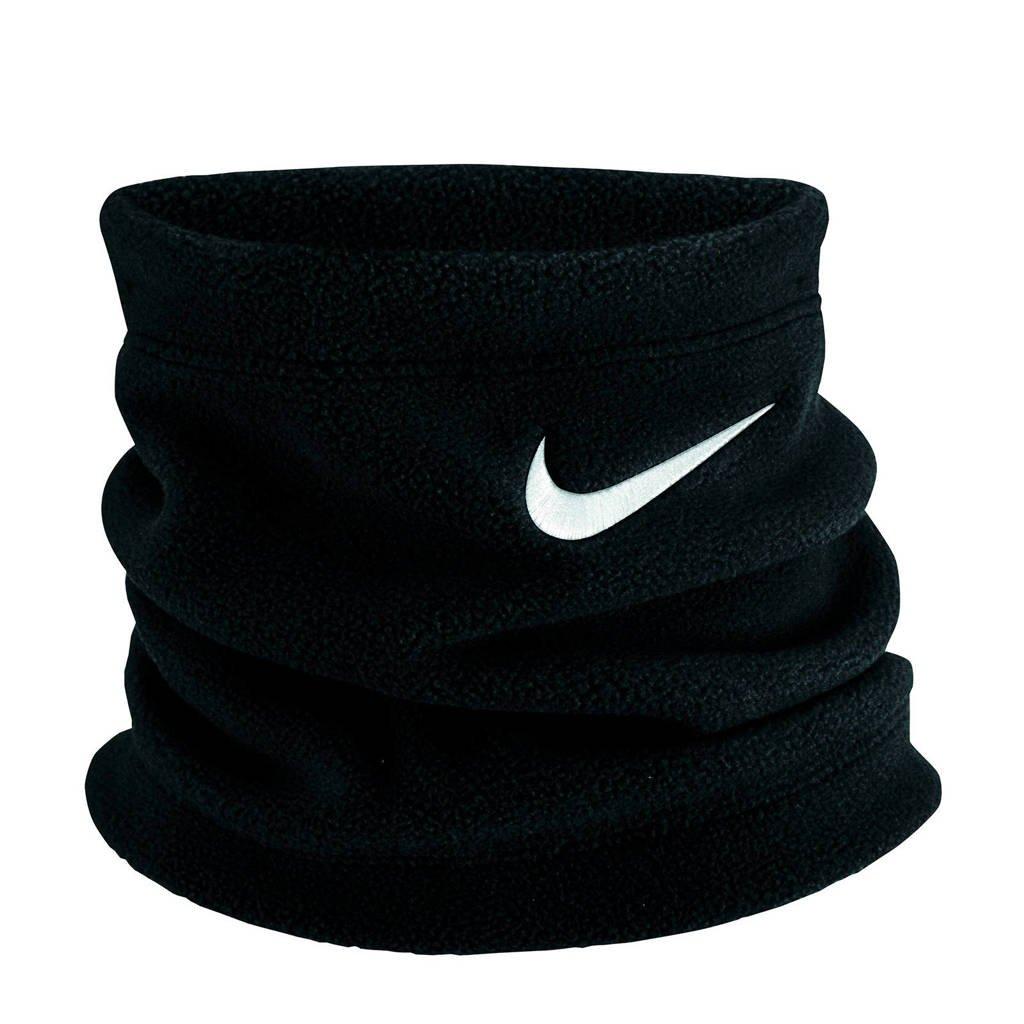 Nike   Fleece Neck Warmer kids col zwart/wit, Zwart/wit